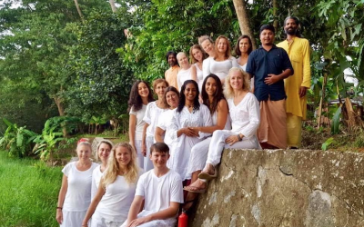 Annual Yoga Immersions to India